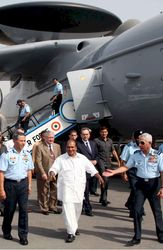 Induction of AWACS