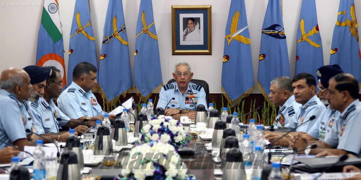 Commanders Conference
