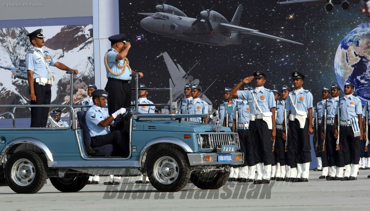 Air Force Day Parade