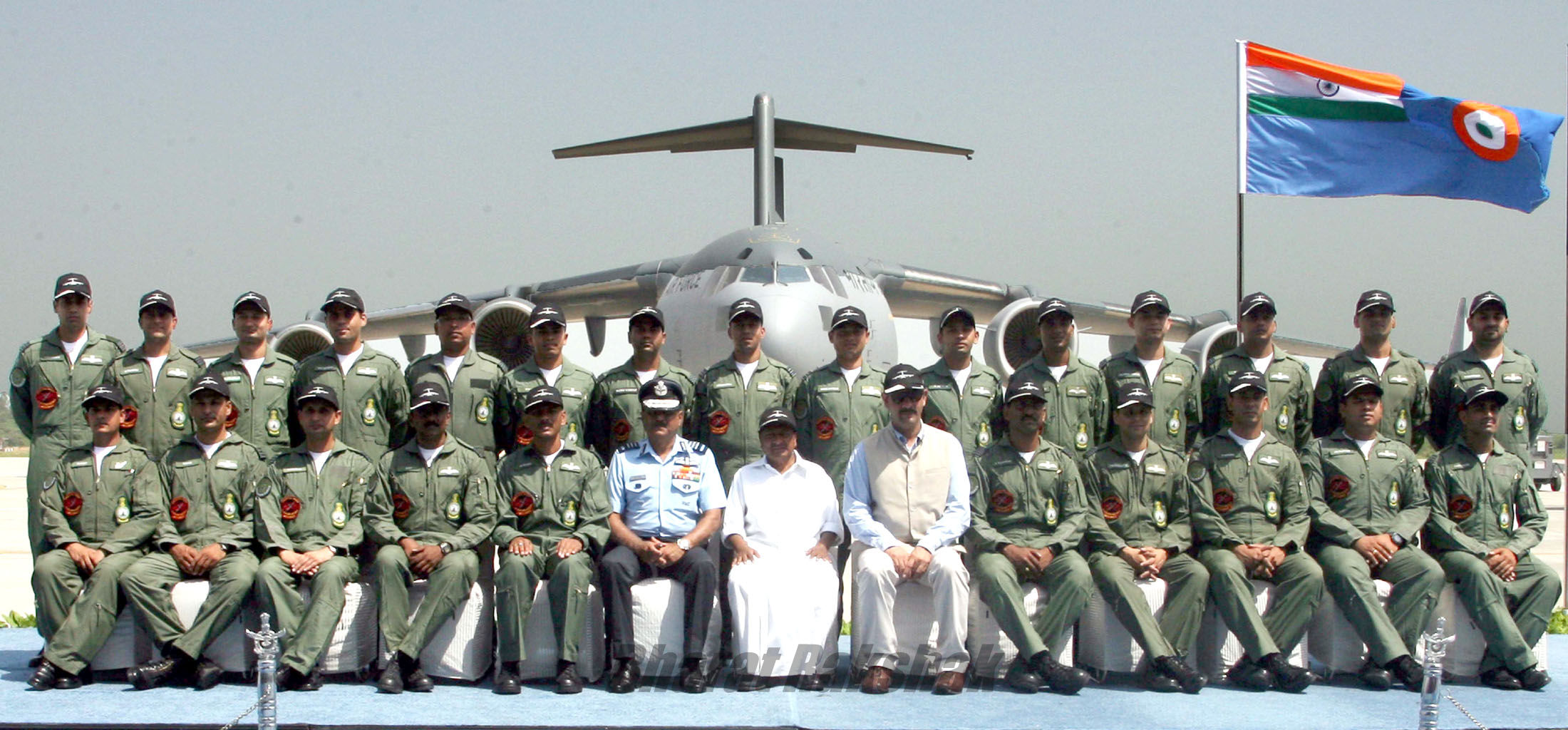 Group Photo of 81 Squadron