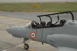First HAL Produced Hawk Trainer