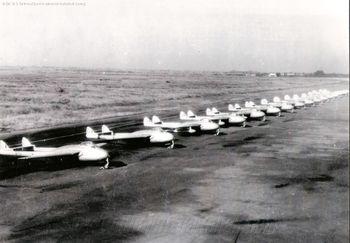 Squadron Line Up