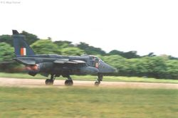 Jaguar at 37 Wing