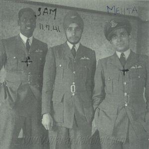 Sam, Pujji & Mehta