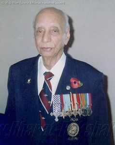 Sqn Ldr MS Pujji in 2004