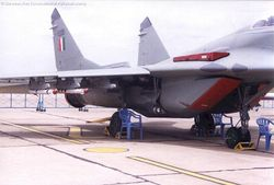 Chennai_MiG-29