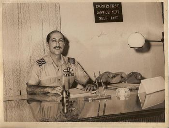 Air Vice Marshal Arvind Dalaya - 70s and 80s