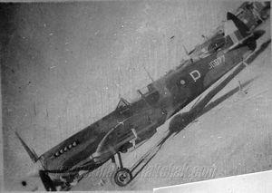 Spitfire VIII JG677