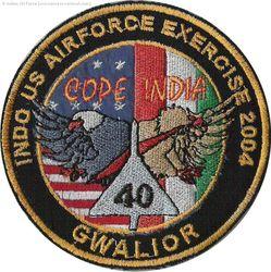 Cope India 2004 - The USAF Album
