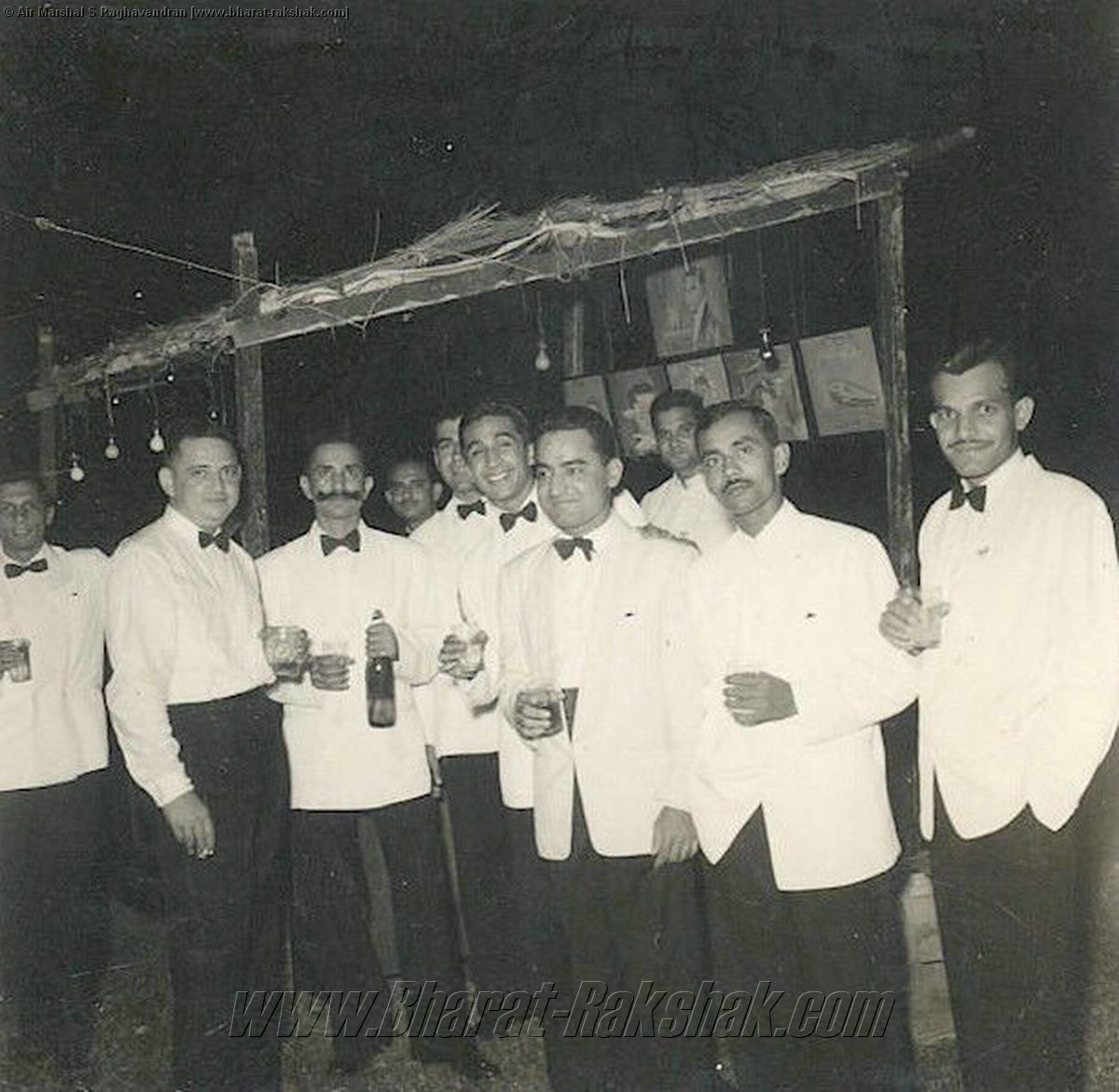 Station Party at Ambala - After Gnat Conversion