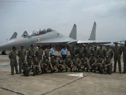 Pilots with an MKI