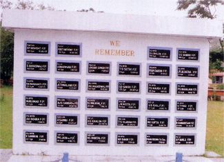 Wall of Silence at Pathankot