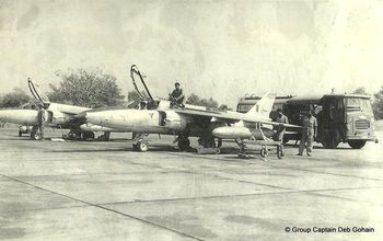 No.2 Squadron Album from Gp Capt Deb Gohain's Collection