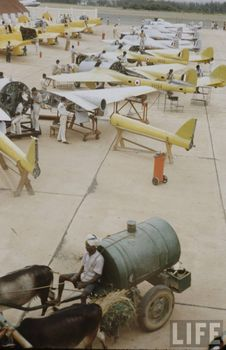 Hindustan Aircraft Ltd - Bangalore - Assembly Line