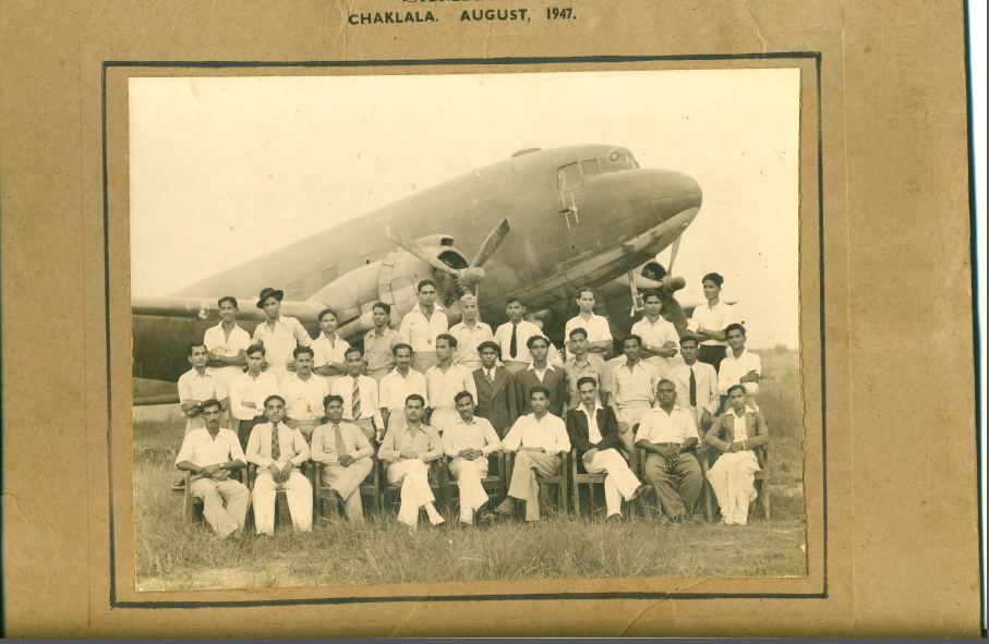 No.12 Squadron, Chaklala,  August 1947