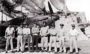 Haider Raza's B Flight