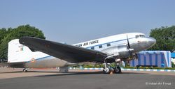 Presentation of Vintage Dakota IJ817 to the Bangladesh Air Force