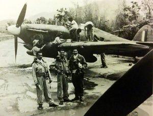 A Flight Pilots - Rajaram, Hafeez, Prabhakaran