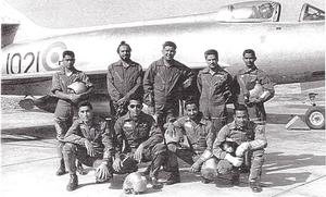No.32 Squadron - Mysteres