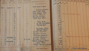 Hurricane Operations Logbook