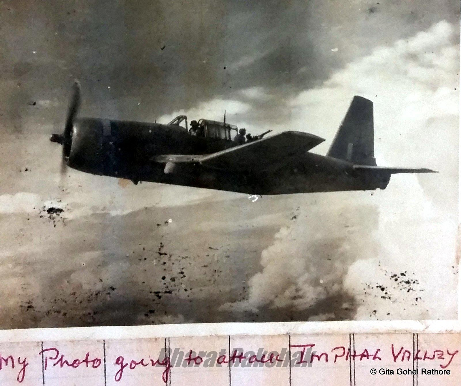 Over the Imphal Valley - Flying a Vengeance with No.7 Squadron