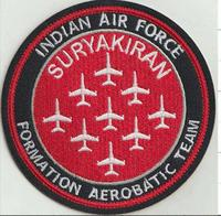 Suryakiran Formation Patch