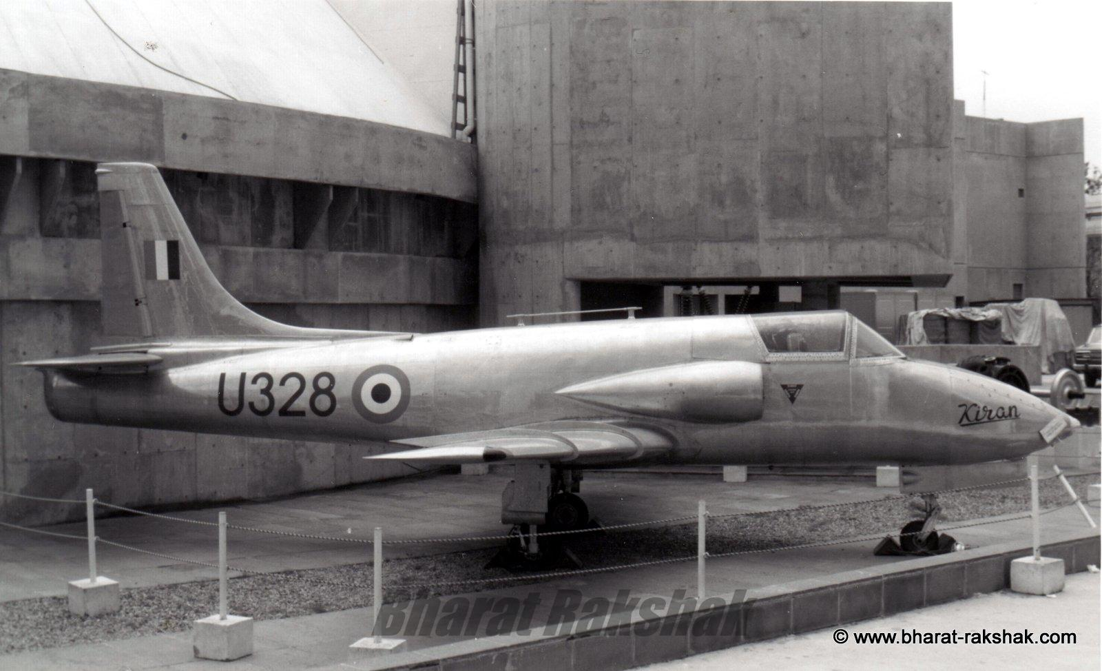 U328 - The Second Prototype