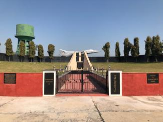 8 Wing War Memorial - Adampur AFS