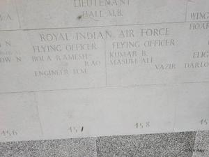 RIAF commemorated 1945