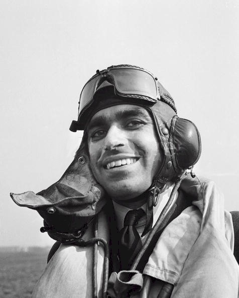 Pilot Officer Hukum Chand Mehta