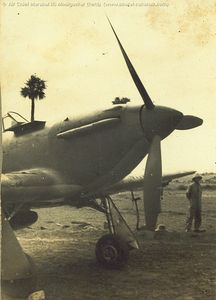 No.1 Squadron - Risalpur and Trichy 1942