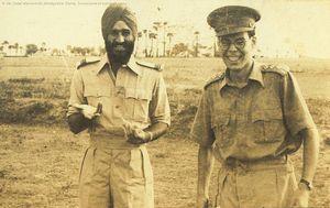 Arjan Singh and GLO