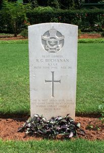 Pilot Officer Rodney Godfrey Buchanan