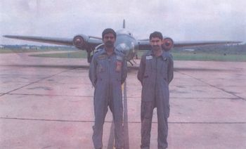 The Air Warriors of Kargil