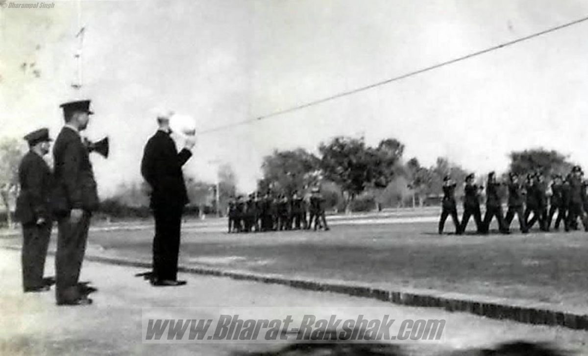Lahore Passing out Parade