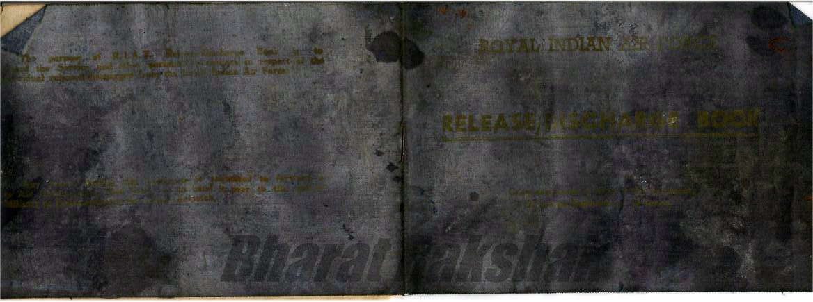 Discharge Book - Cover