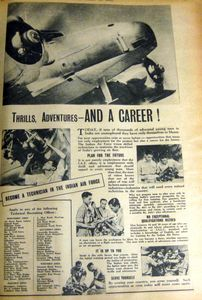 Thrills, Adventure and a Career