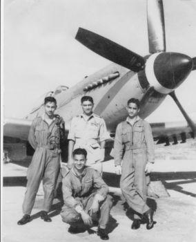 CTU Hakimpet Spitfire Mk XVIII