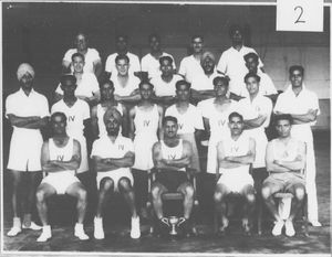 Sports Team of No.4 Squadron