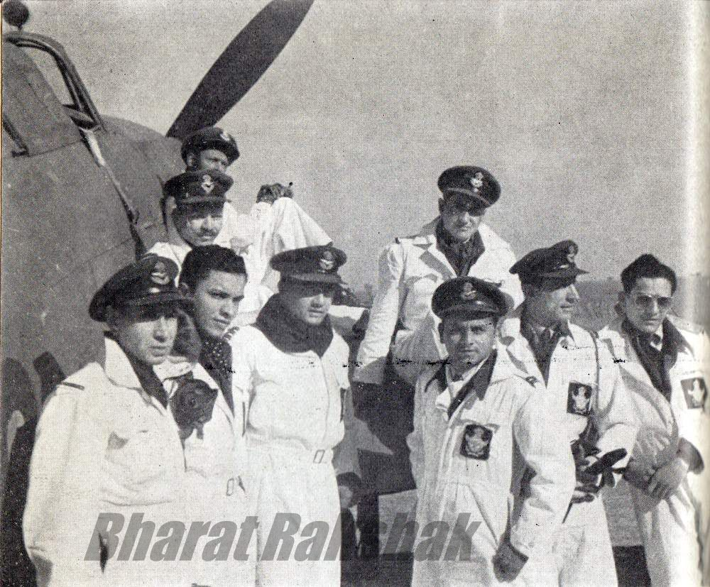 Indian Air Force Display Flight (Jan/Feb 1945)