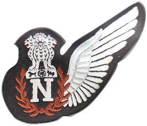 Uniforms Badges - Bharat Rakshak:Indian Air Force