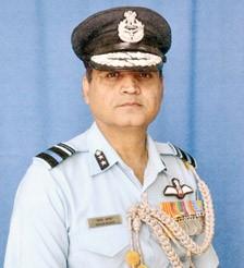 Air Vice Marshal Vidhya Sagar Bharti
