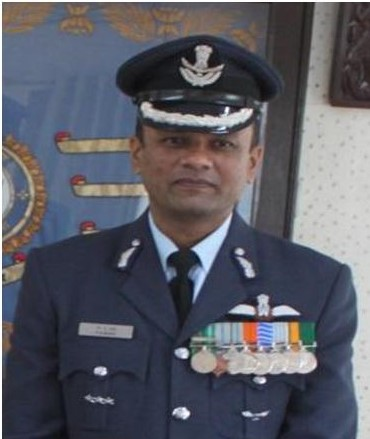 group captain of indian air force