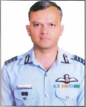 wing commander gautam narain