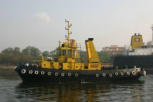 Yard Craft,  Tugs and misc vessels