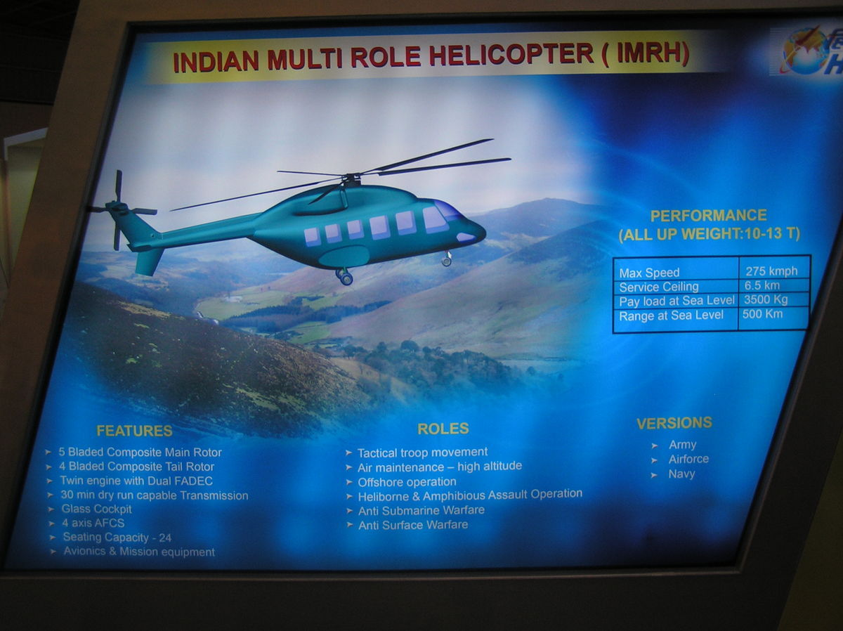 HAL Advanced Light Helicopter Dhruv