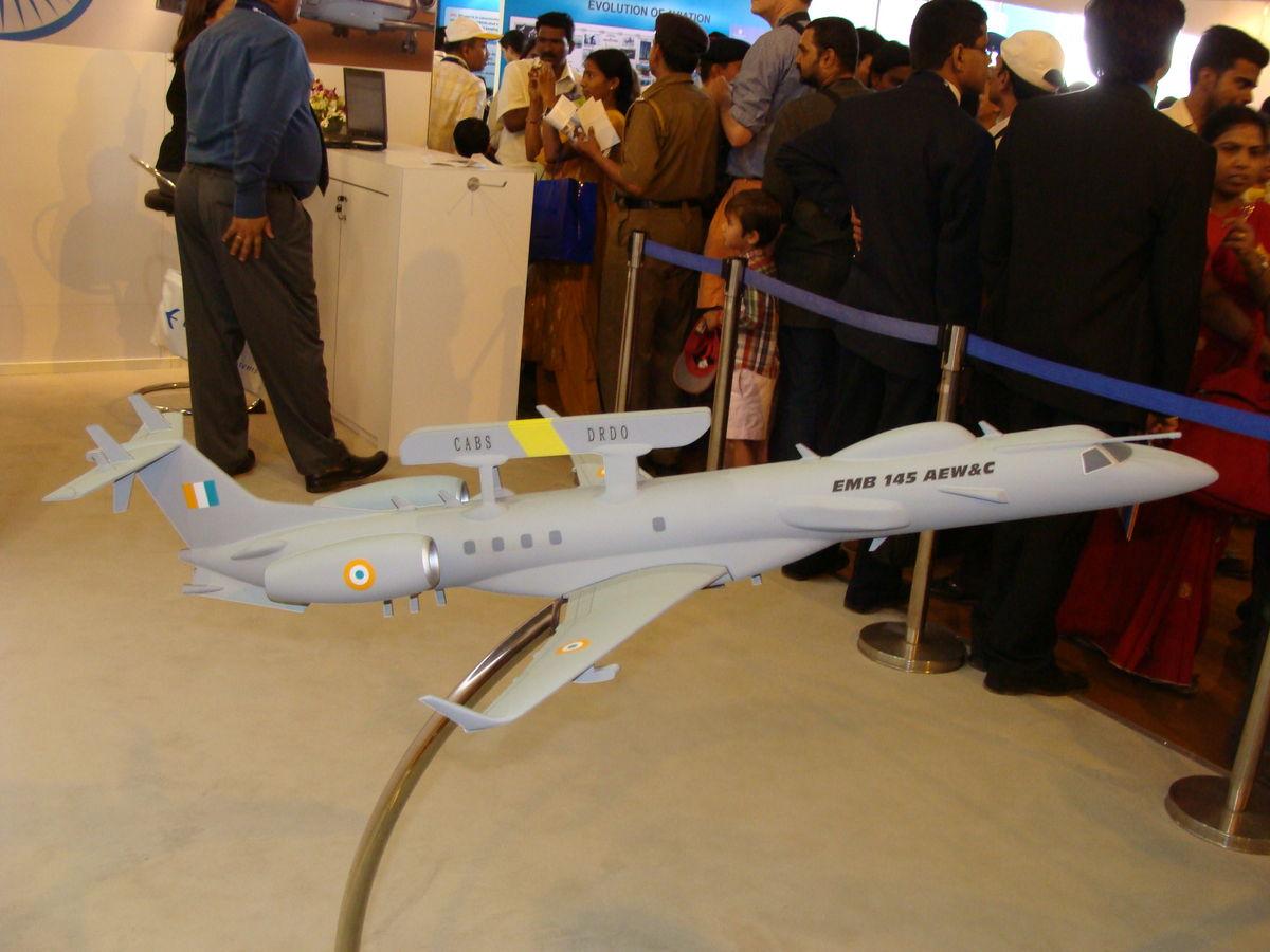 Embraer 145 AEW da Índia