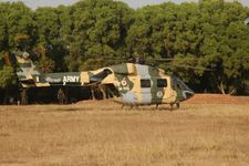 ALH Action : Army Aviation Corps and Para Commandos