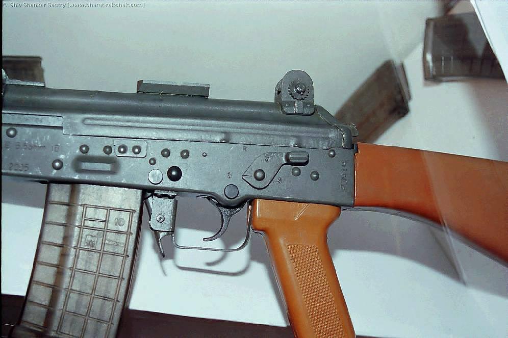 insas rifle parts name pdf