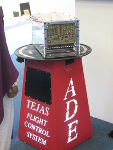 The Tejas Flight Computer.